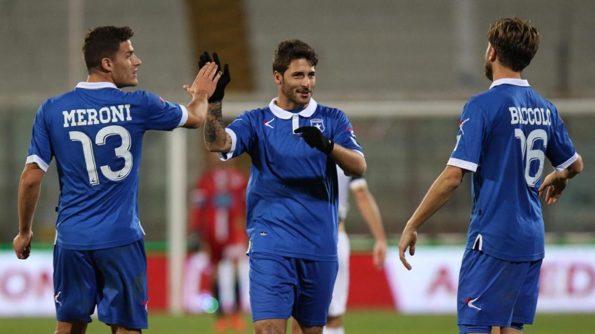 Lega Pro, Sicula Leonzio-Paganese 0-3: il fotoracconto