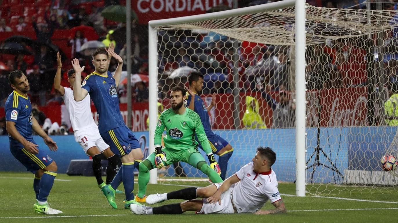 Liga, Siviglia supera Celta e aggancia Atletico al terzo posto