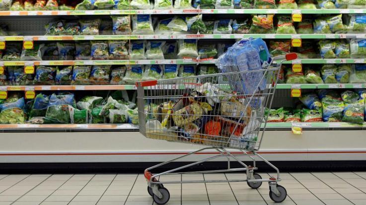 Inflazione a +1,8% ad aprile: tasso record dal 2013