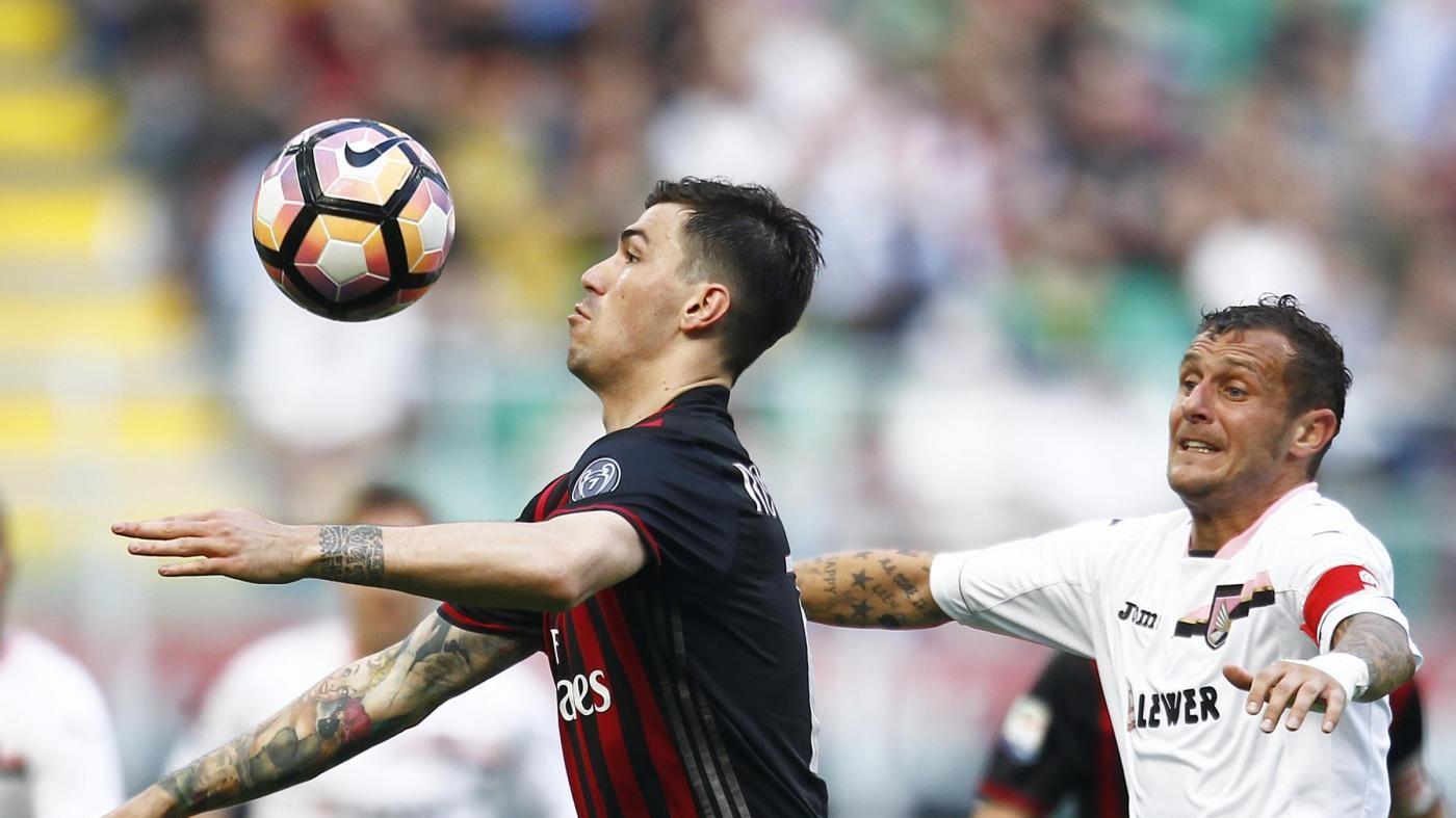 Milan, allenamento personalizzato per Romagnoli. Bertolacci torna in gruppo