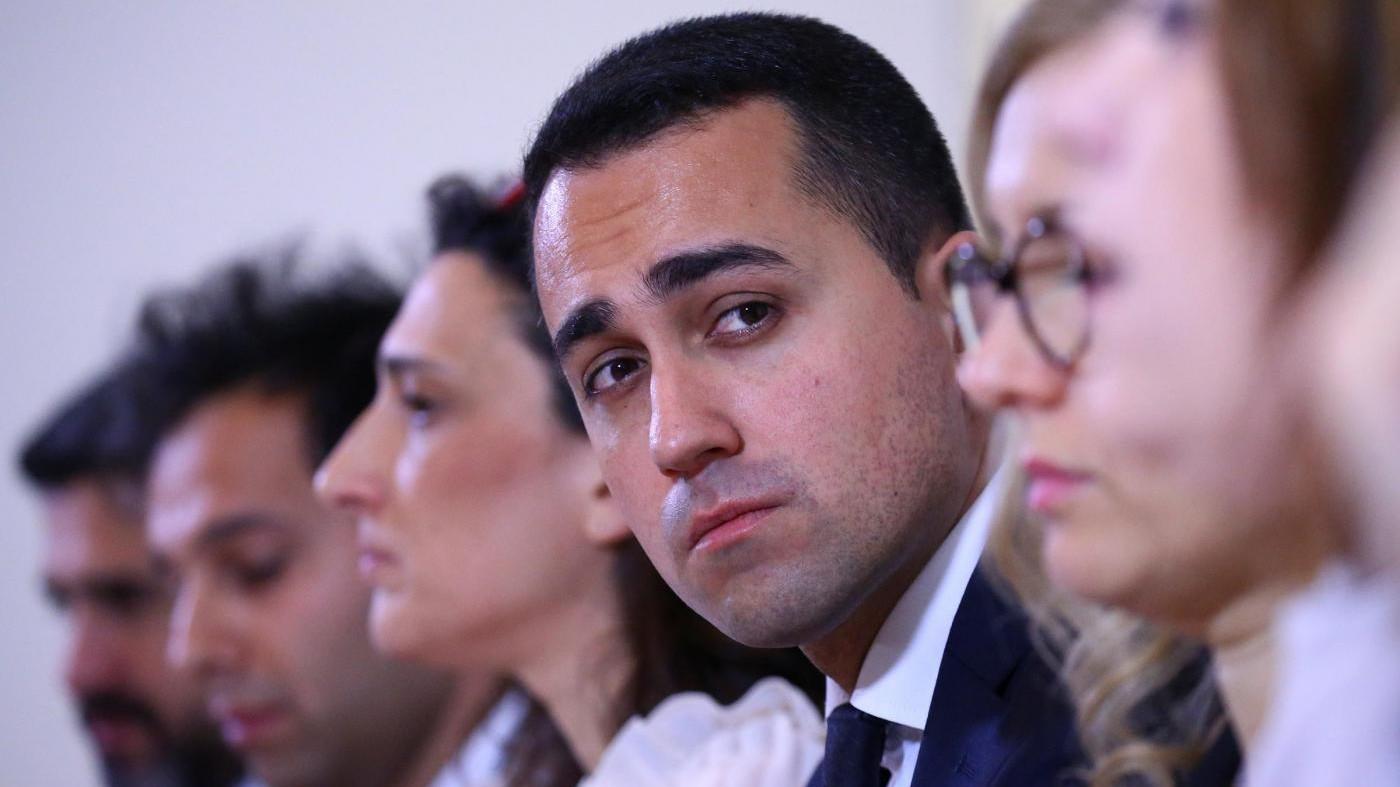 Di Maio risponde a Grasso: Pd prendeva soldi da business migranti