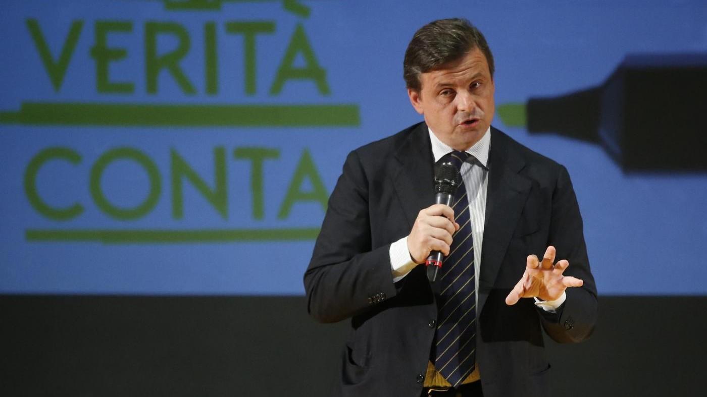 Alitalia, Calenda: Non si può far fallire, shock per Pil