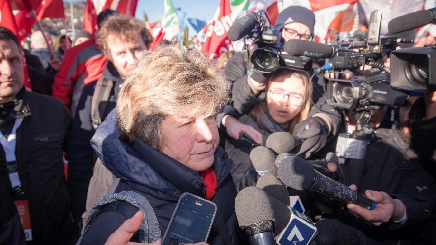 """""""Contro ogni fascismo e intolleranza"""", la manifestazione a Como"""