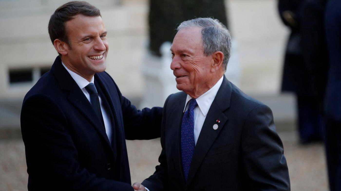 Parigi, da Marion Cotillard ad Arnold Schwarzenegger: tutti i volti del summit sul clima