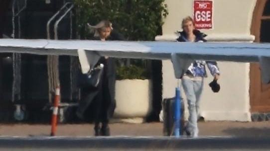 Fuga romantica per Justin Bieber e Selena Gomez