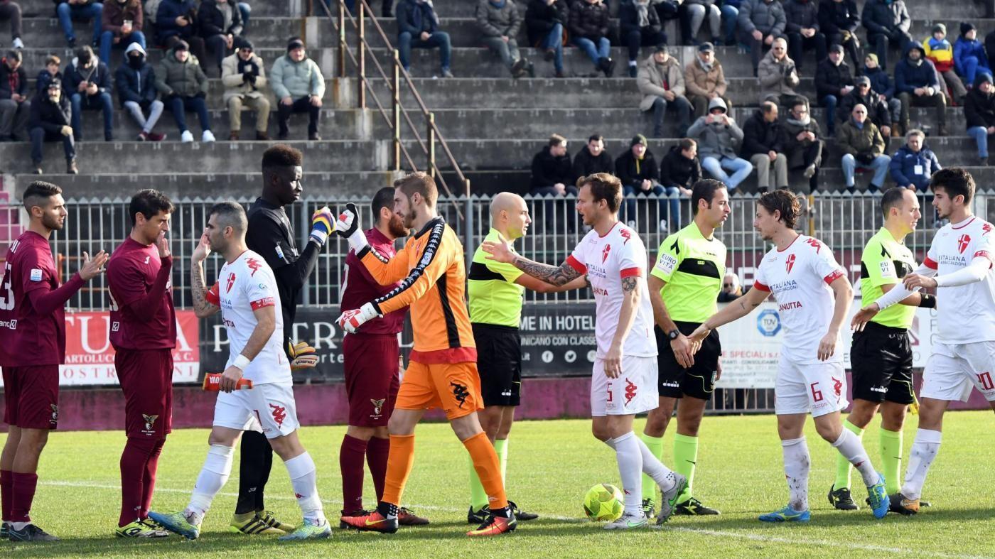 Lega Pro, Fano-Padova 1-1: il fotoracconto