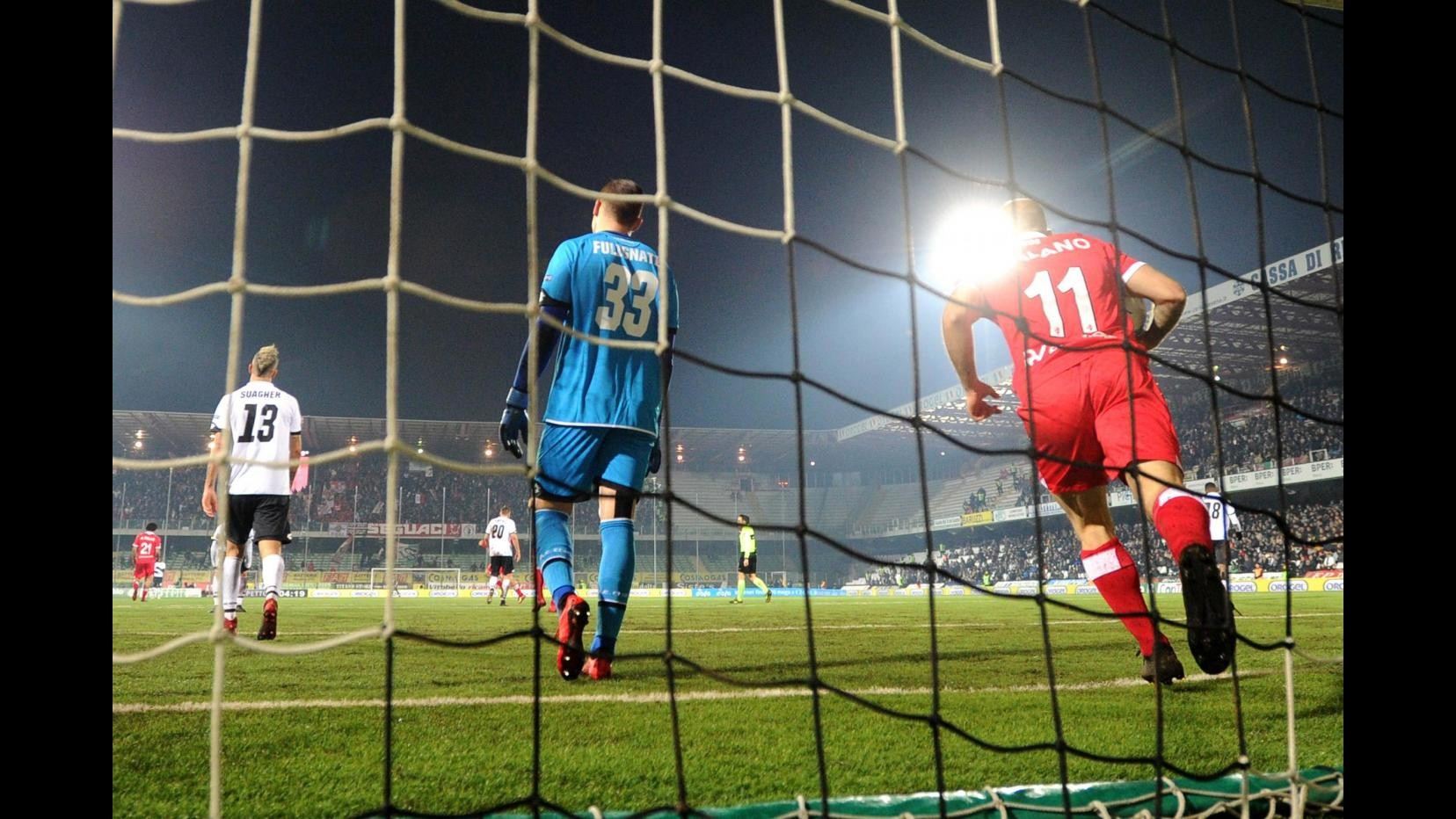Serie B, Cesena-Bari 1-1 | IL FOTORACCONTO