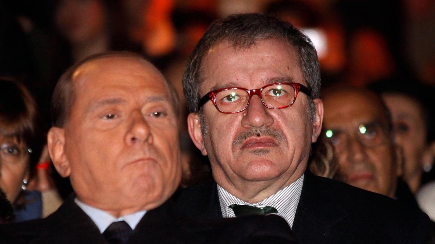 Berlusconi: Candidato premier centrodestra non è Maroni