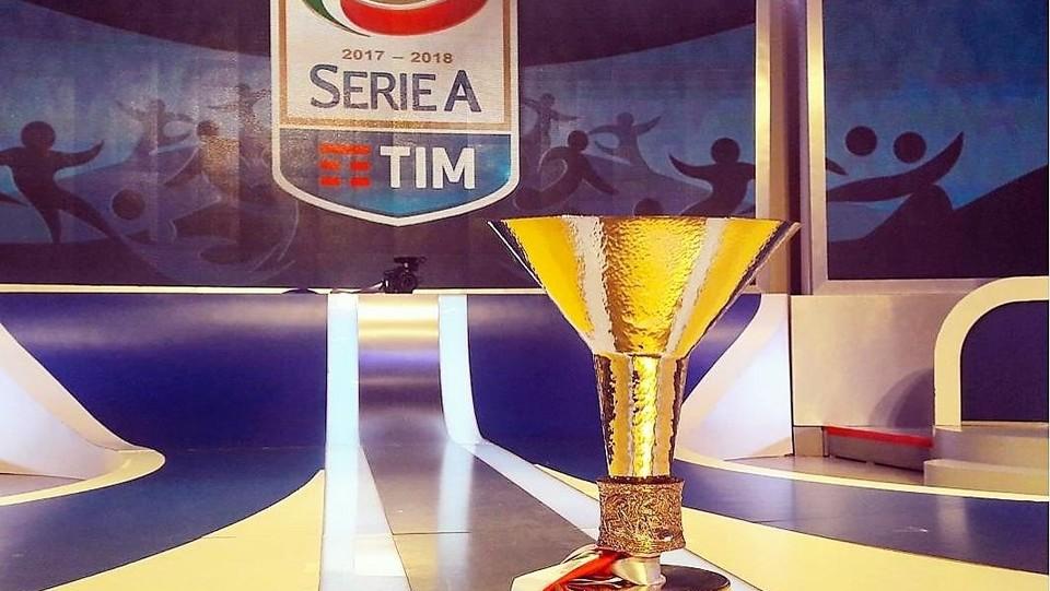 Serie A, la I giornata. Si parte con Inter-Fiorentina e Juve-Cagliari