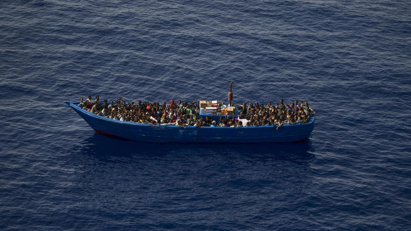 Cipro, fermata nave anti-Ong per traffico esseri umani