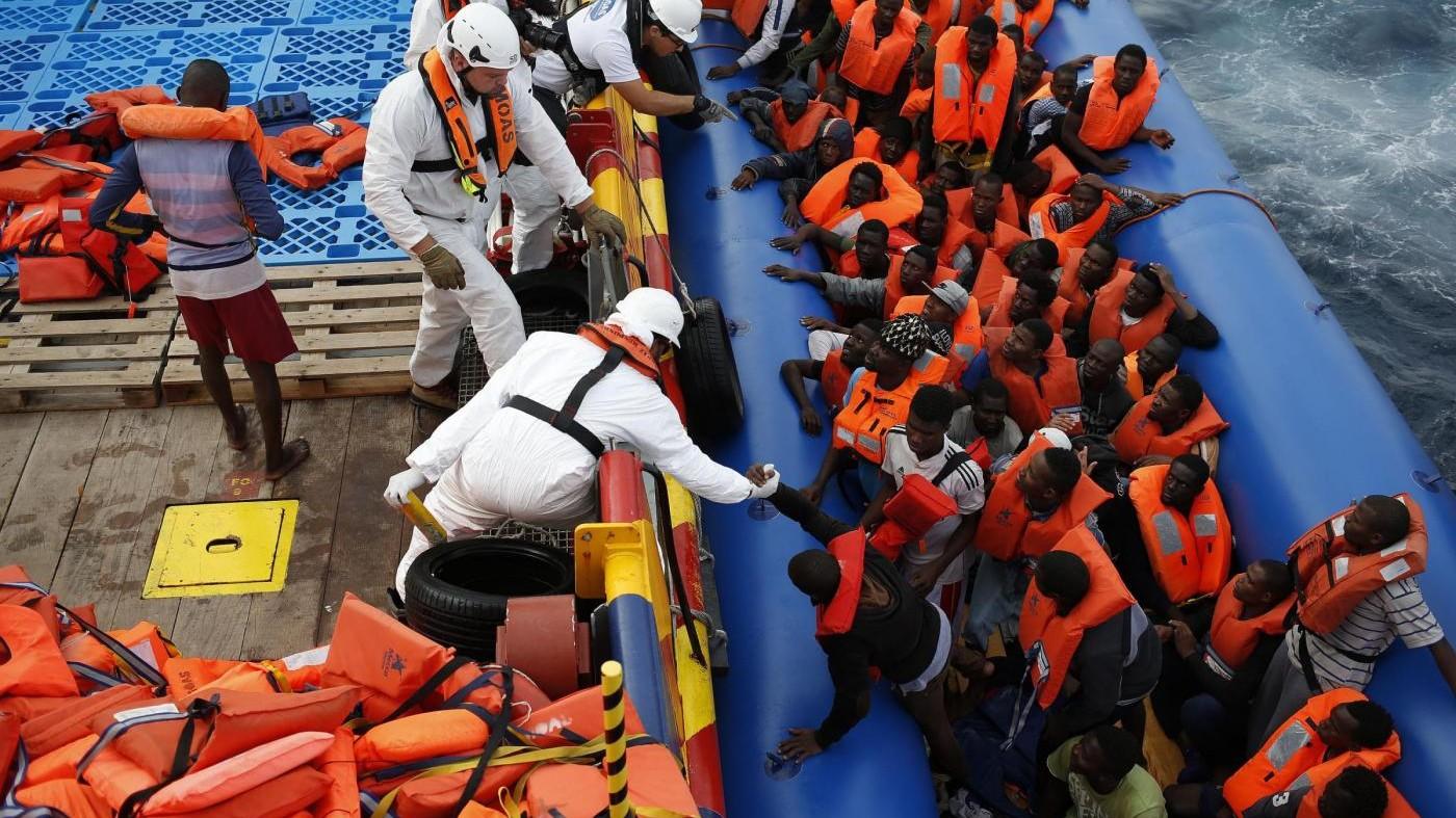 Tratta migranti: una vittima su 4 è bambino o adolescente