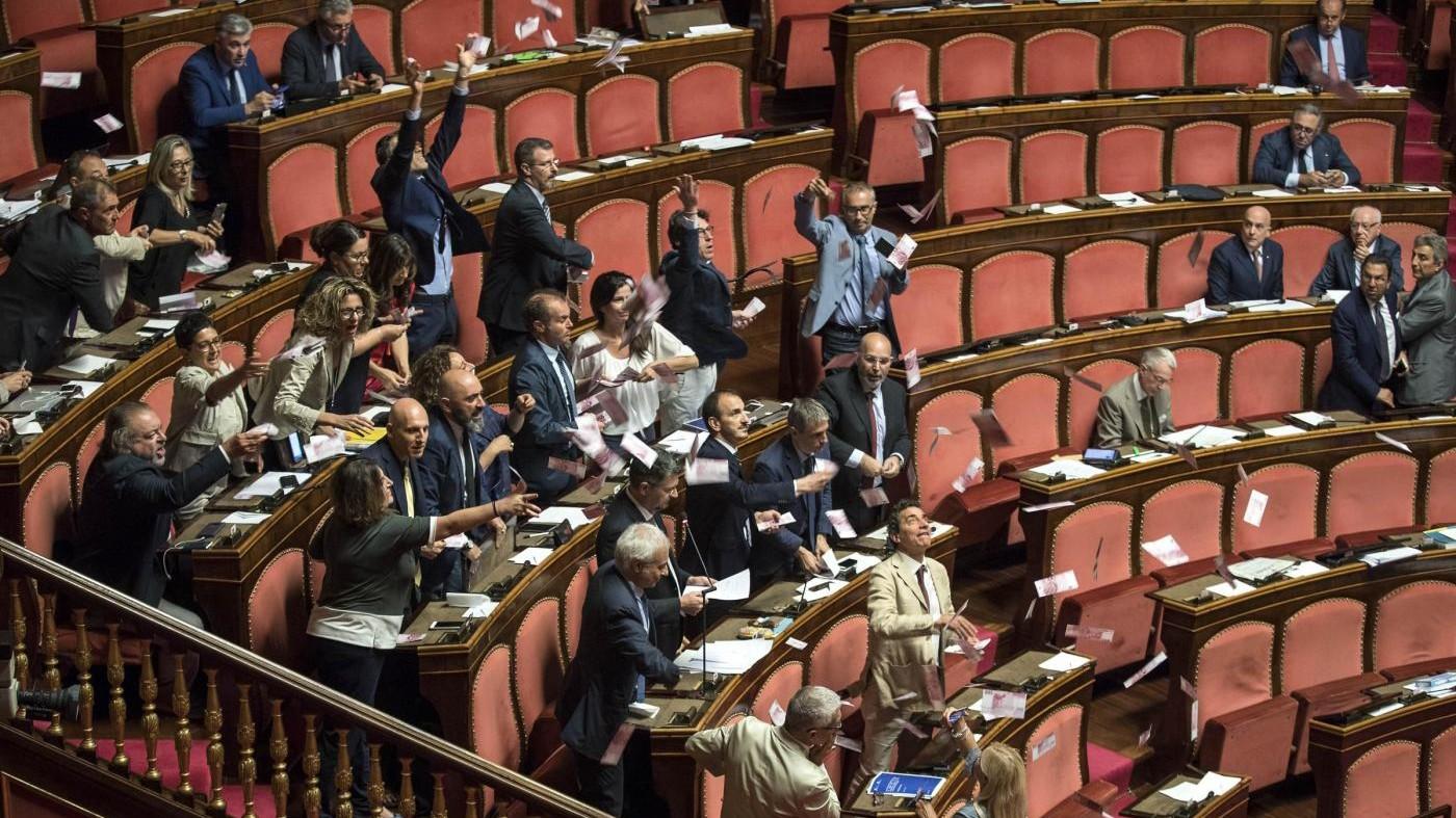 Vitalizi, il Senato boccia 'urgenza' su ddl richiesta da M5s