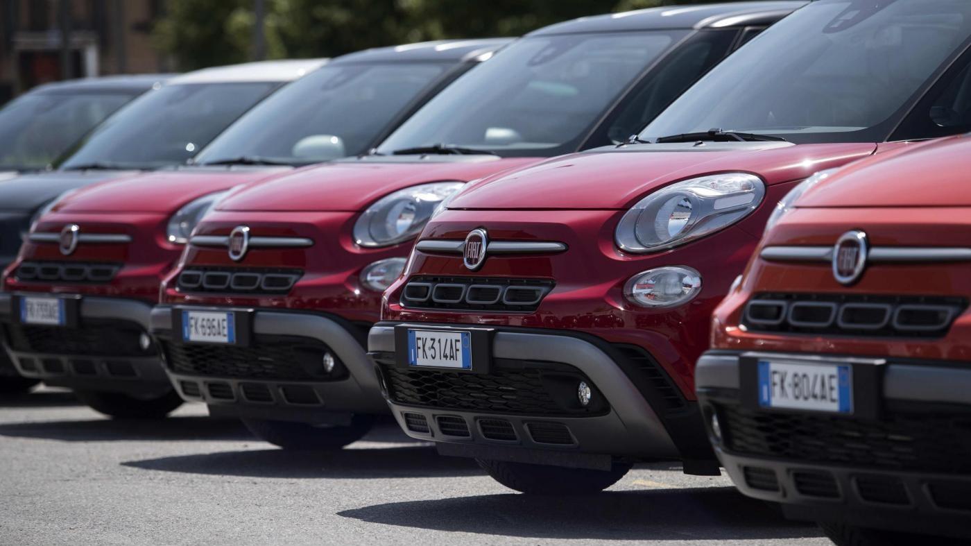 Auto, il mercato italiano cresce del 5,9%. Per Fca una quota del 28%