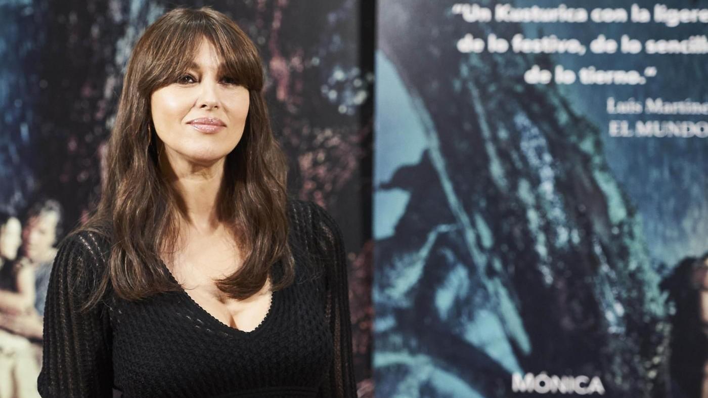 Gli italiani preferiscono le more: la più bella è Monica Bellucci