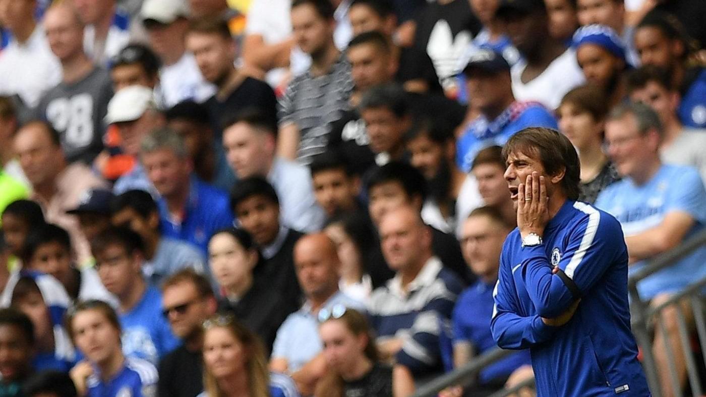 Conte inizia stagione con un ko: Community Shield all'Arsenal