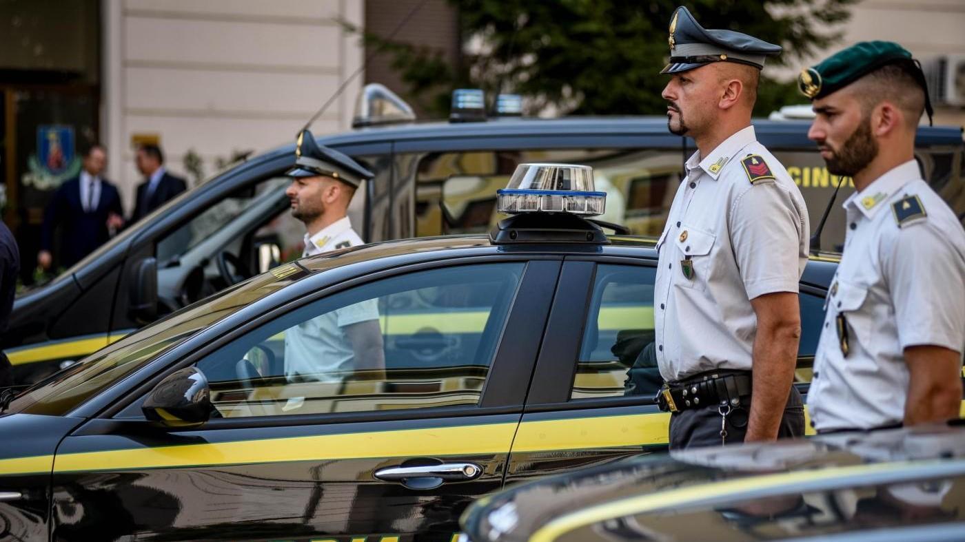 False società per evadere l'Iva, sedici arresti a Ciampino
