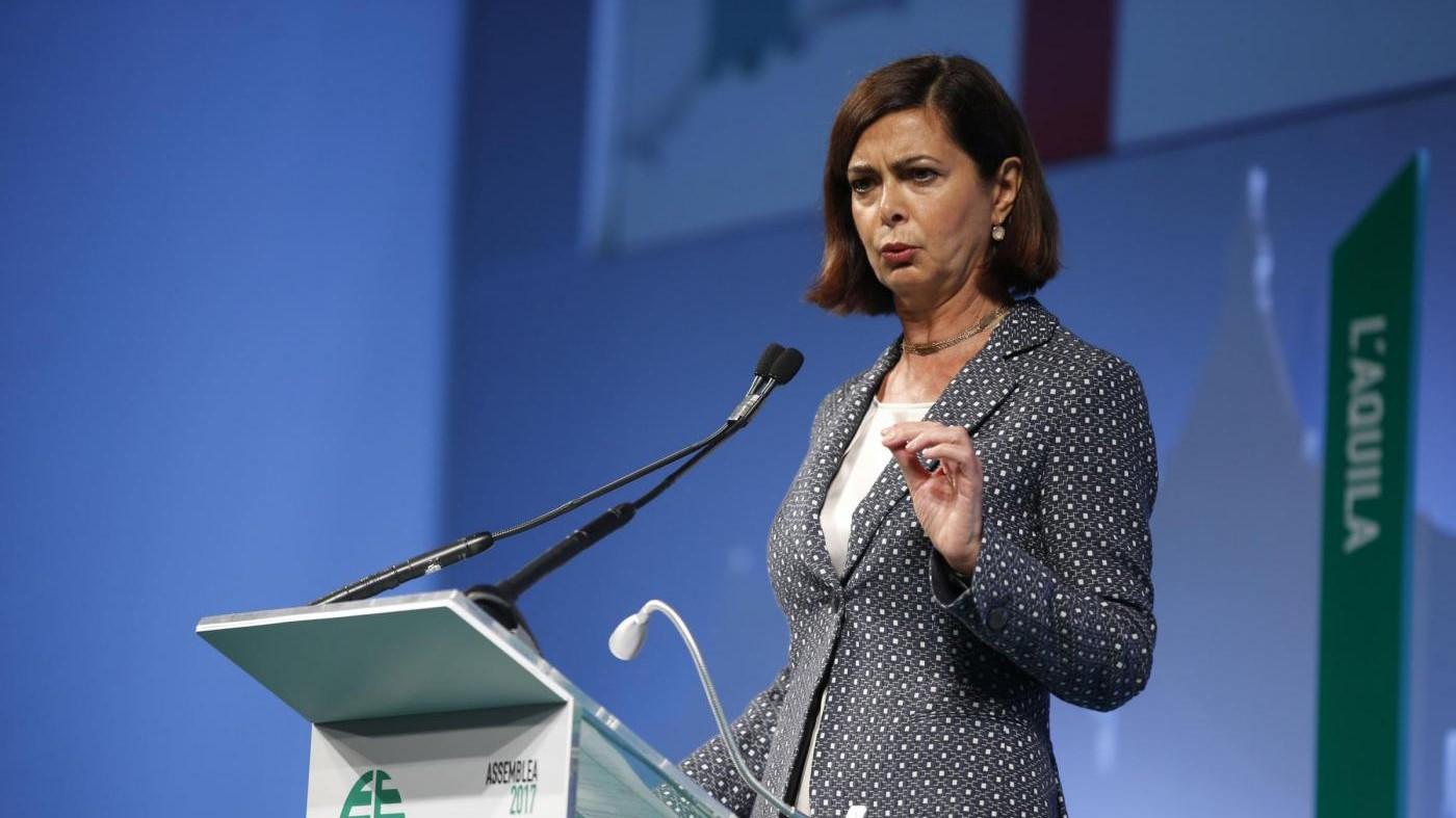 Boldrini: Non lascio social, sarebbe una sconfitta