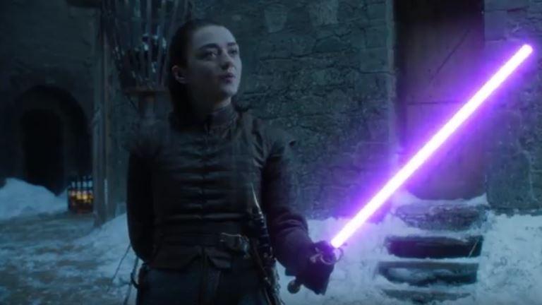 Se Game of Thrones incontra Star Wars: duello con le spade laser