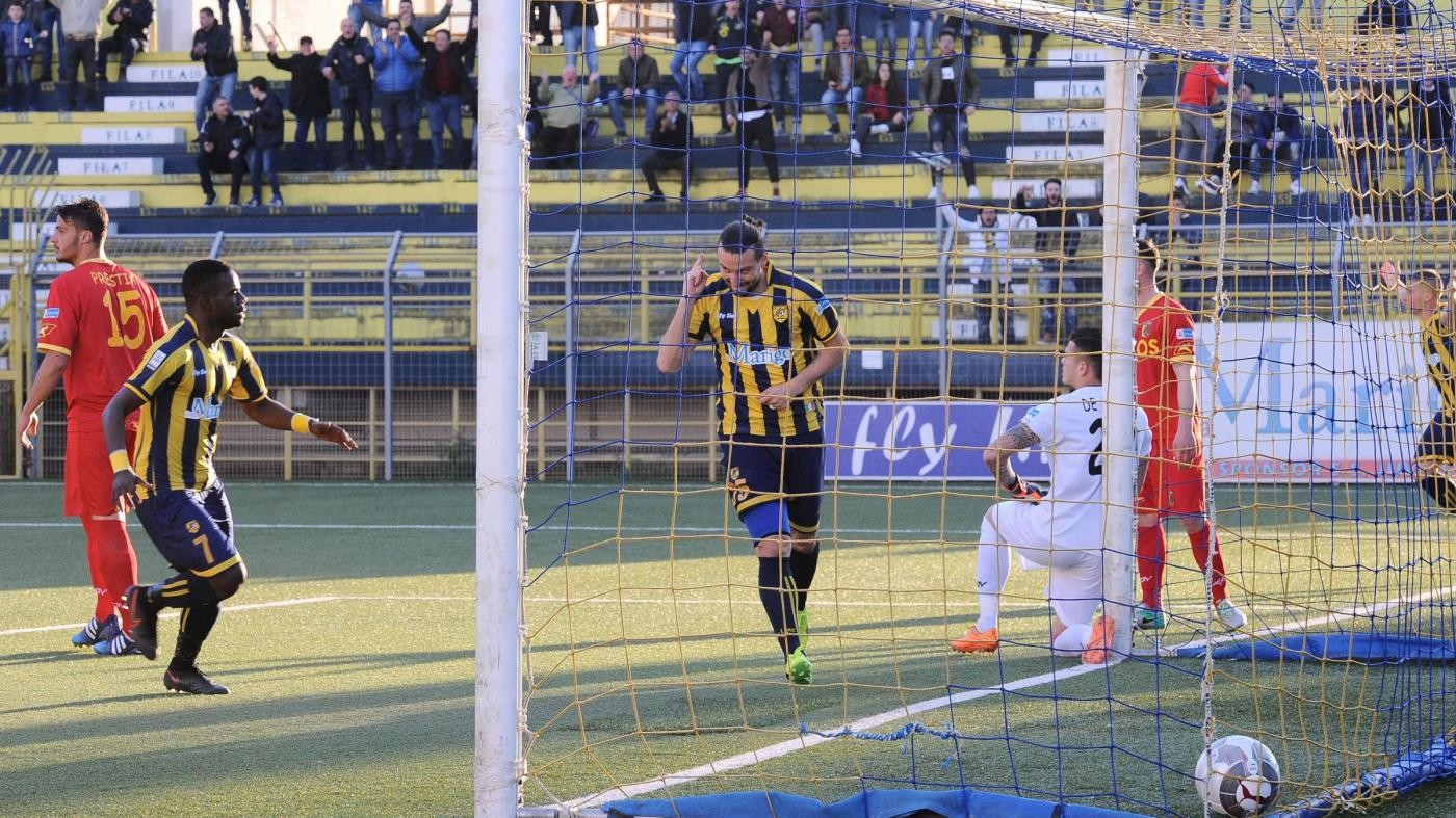 FOTO LegaPro, Juve Stabia e Catanzaro pareggiano 2-2
