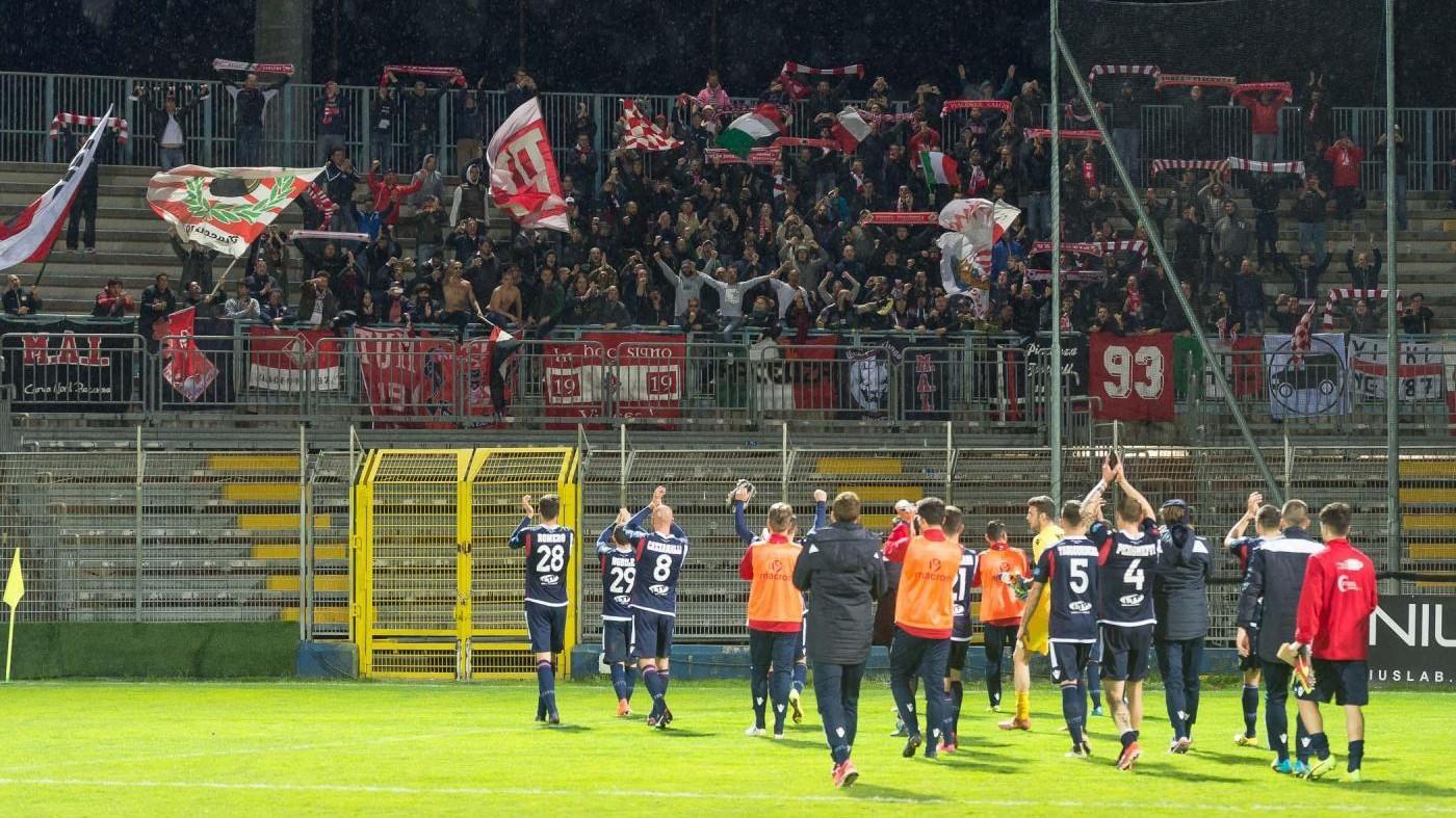 FOTO LegaPro, Piacenza corsaro: vince a Como 2-1