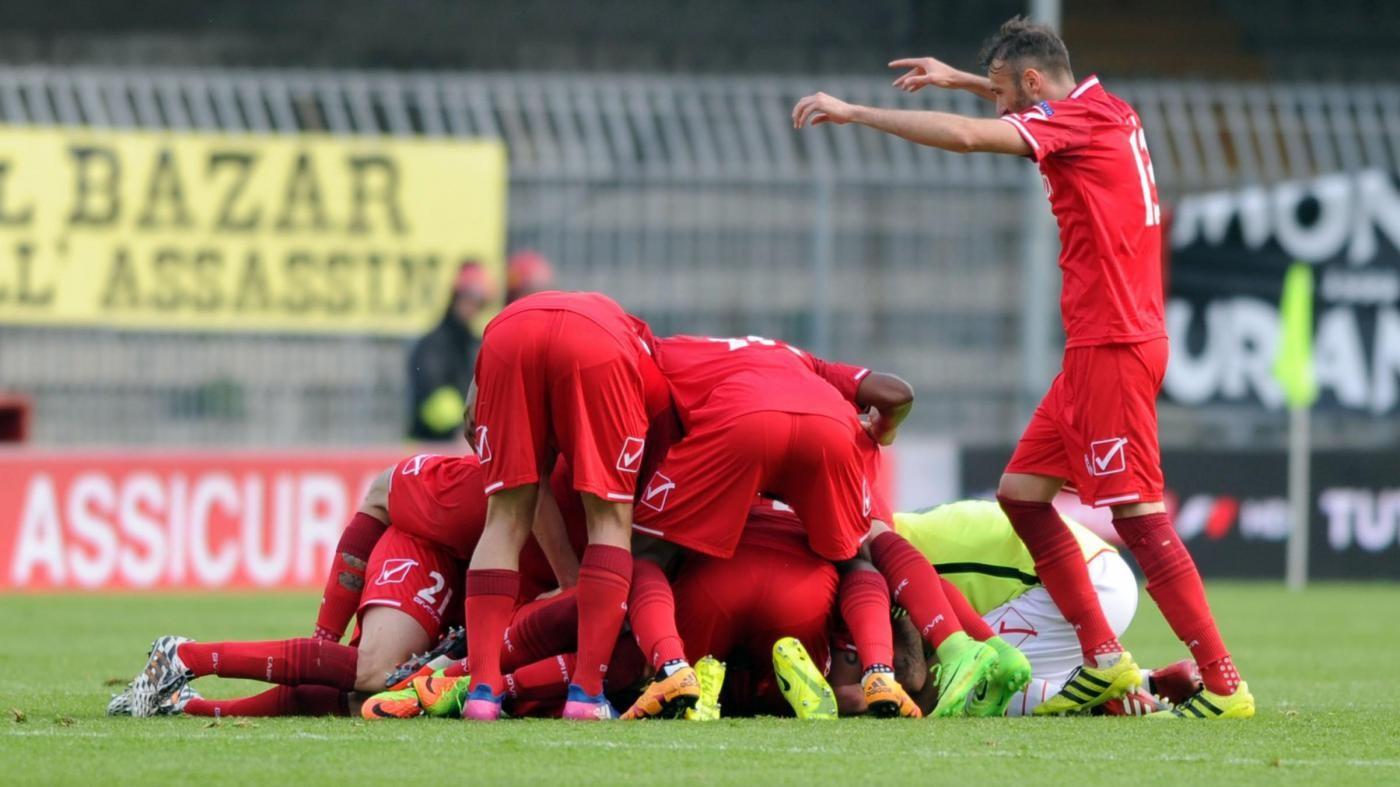 FOTO Serie B, Ascoli-Carpi 1-2