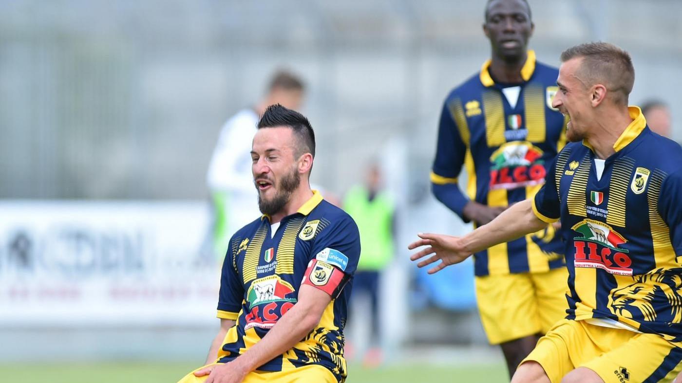 FOTO Lega Pro, Olbia-Viterbese 1-2