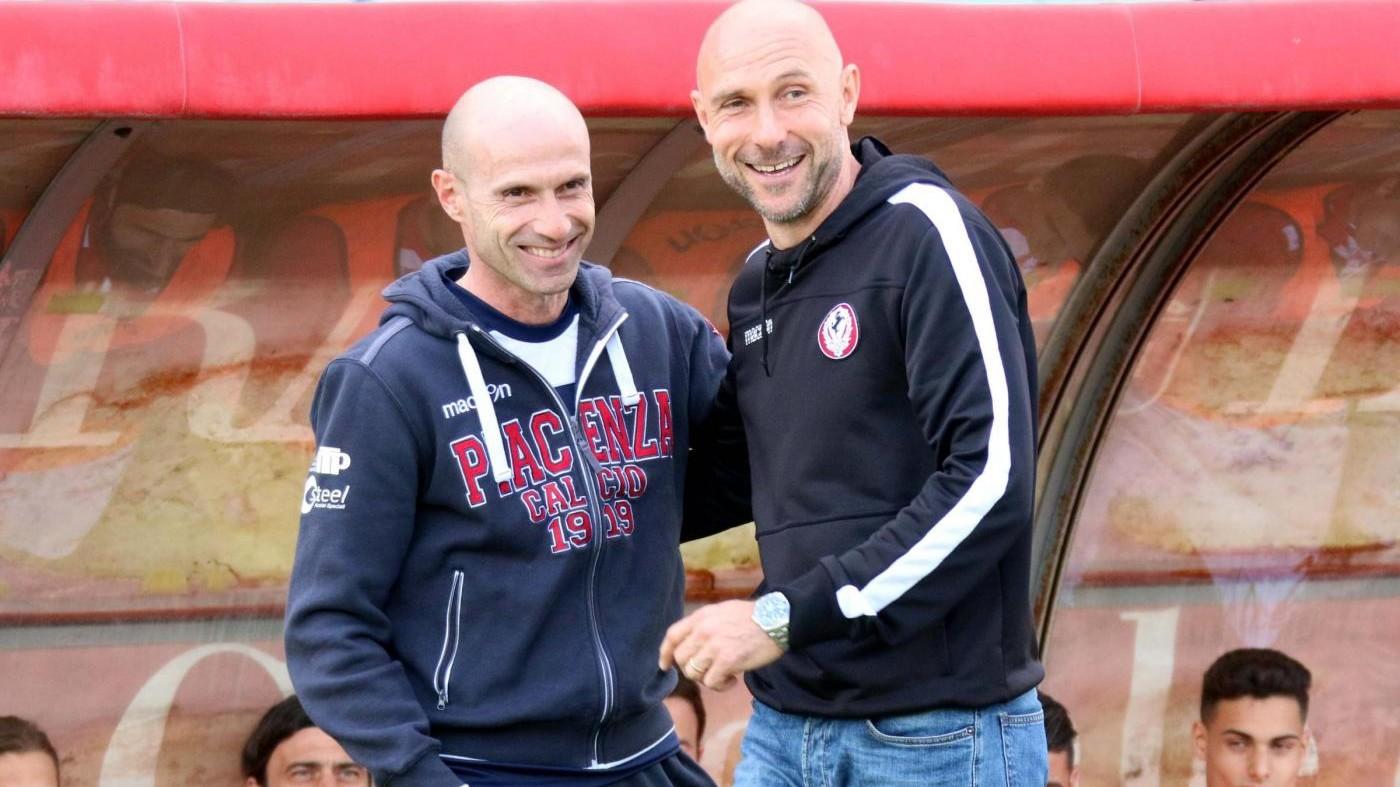 FOTO Lega Pro, Piacenza-Arezzo 1-2
