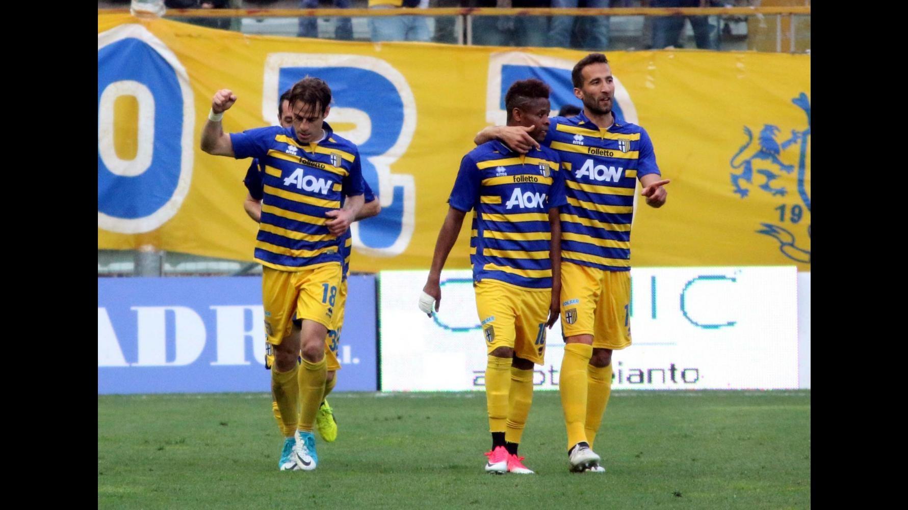 FOTO Lega Pro, Parma-Maceratese 2-0