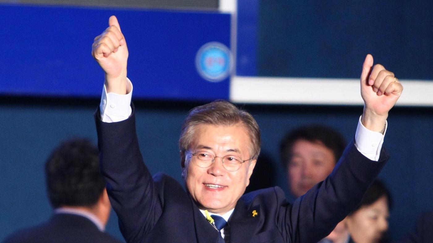 Vince Moon Jae-in, il presidente del dialogo tra le Coree