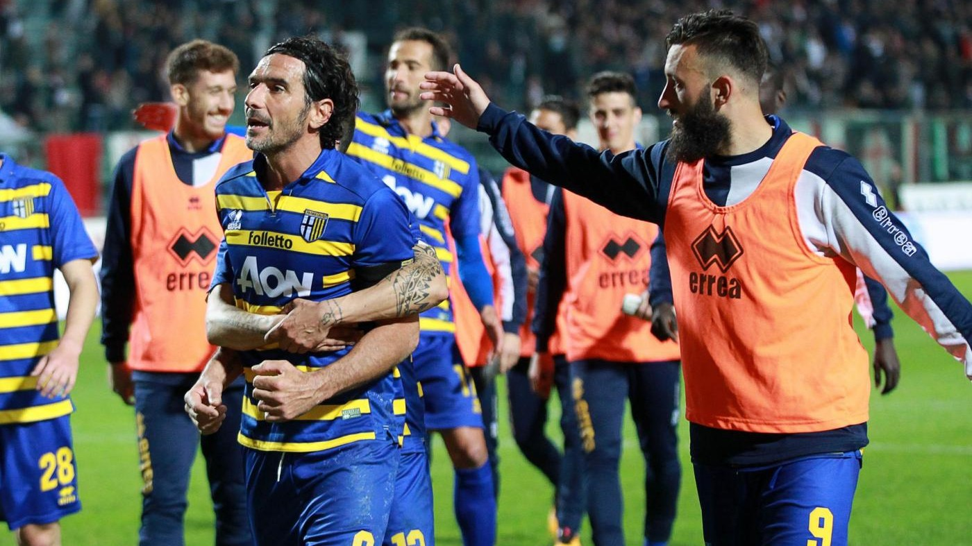 FOTO LegaPro, Parma corsaro, a Padova vince 2-1