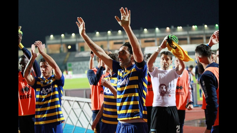 Il Parma sale a +4 sui veneti in classifica ©LaPresse/Garbuio