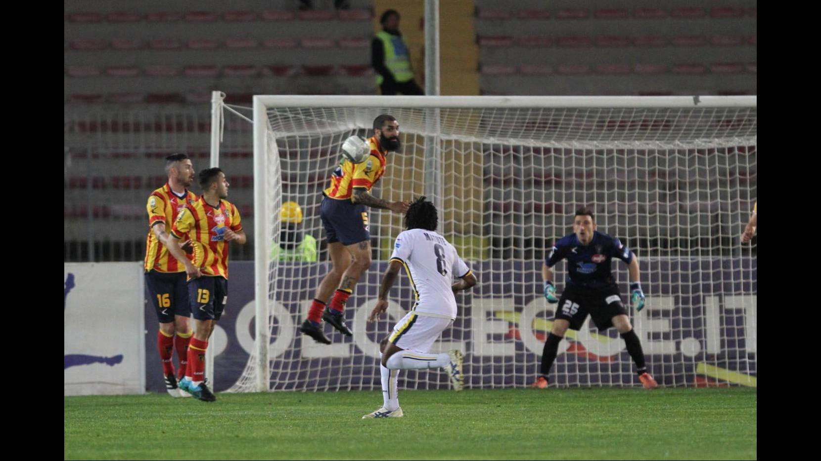 FOTO LegaPro, Lecce, 3-2 alla Juve Stabia