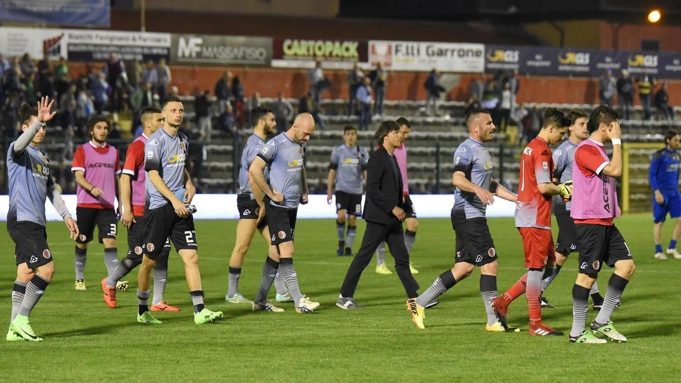 FOTO Lega Pro, Alessandria-Prato termina 2-2