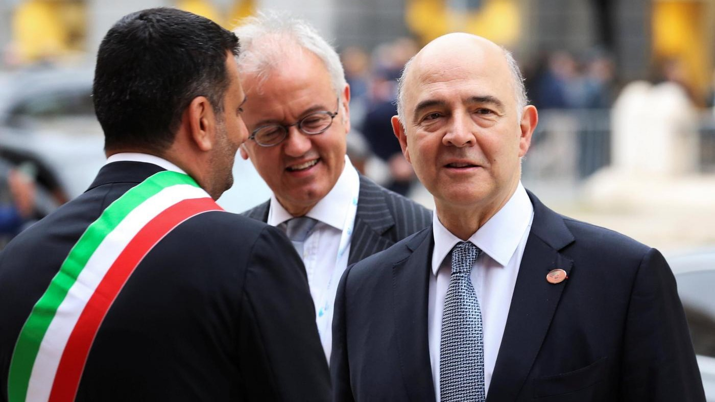 Moscovici: Italia maglia nera? Per questo avanti con le riforme