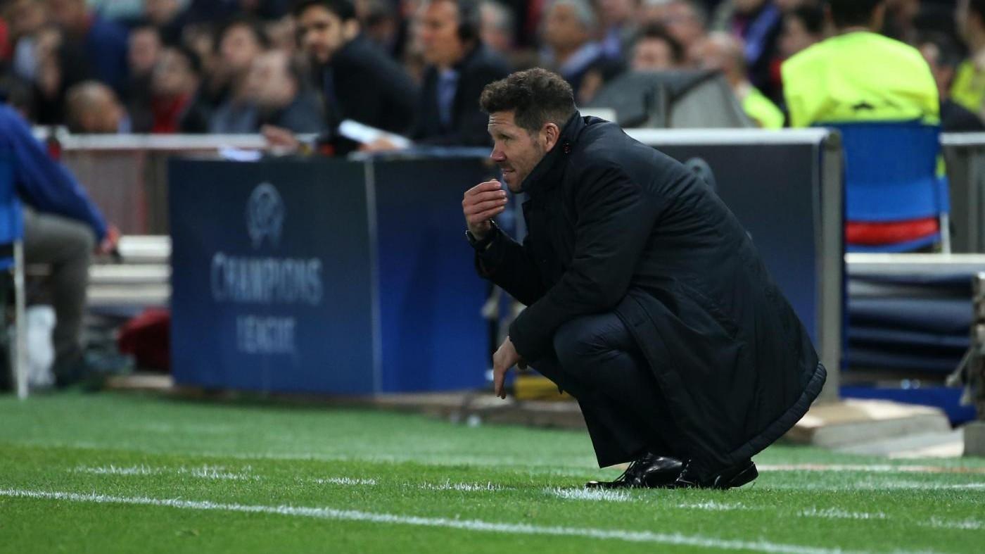 Simeone chiarisce sul suo futuro: Resto all'Atletico Madrid