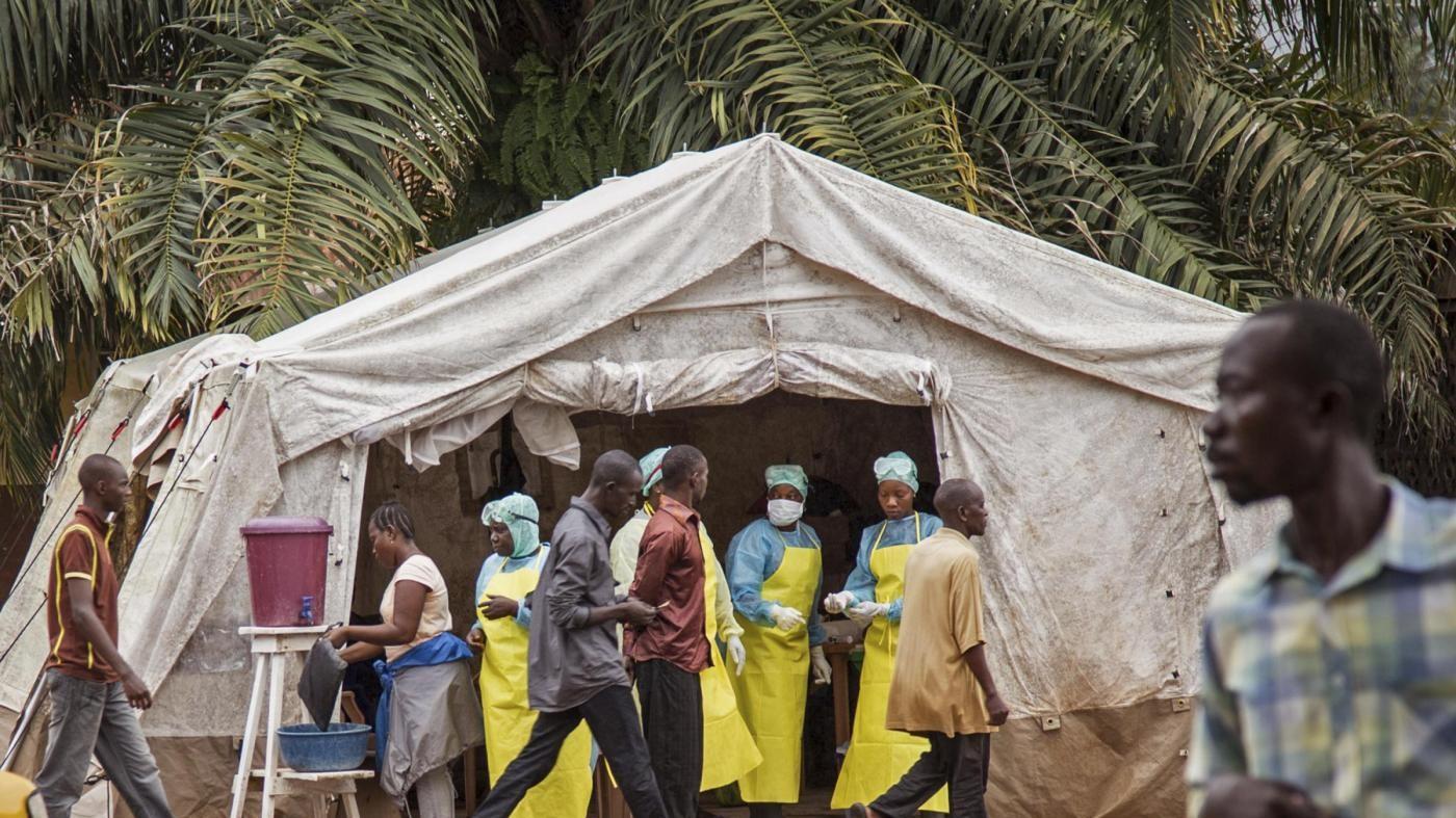 Un morto di ebola in Repubblica democratica del Congo