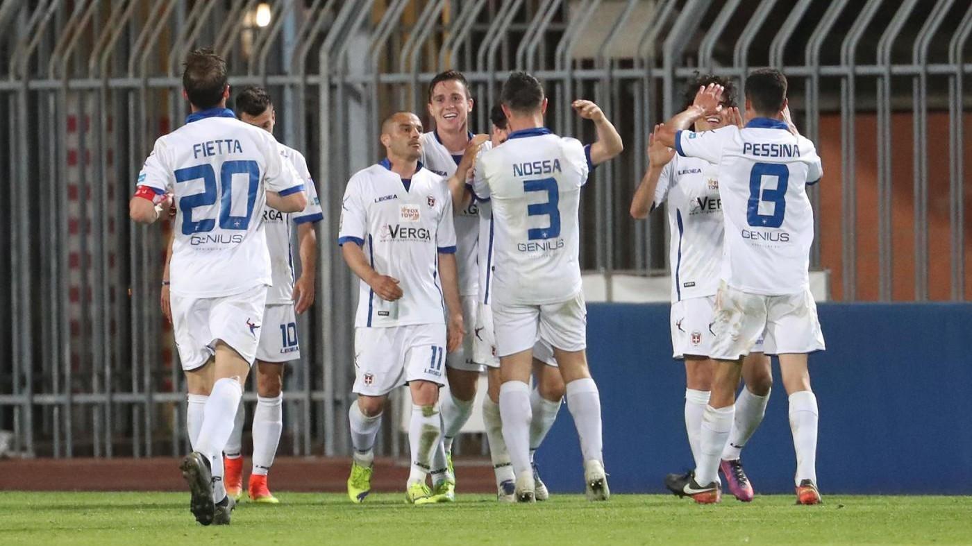 FOTO Lega Pro, Pro Piacenza-Como 1-2