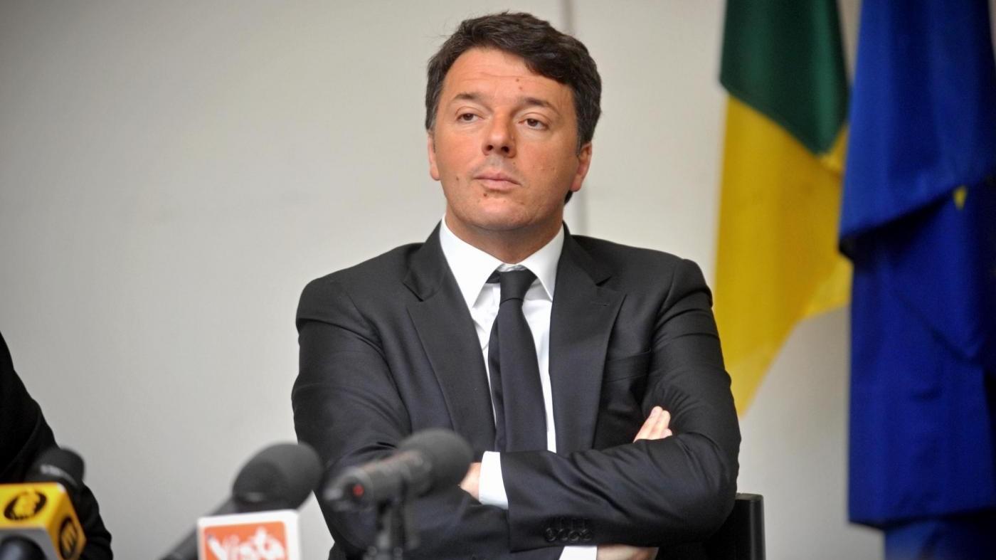Etruria, Renzi: Niente da temere, subito commissione d'inchiesta
