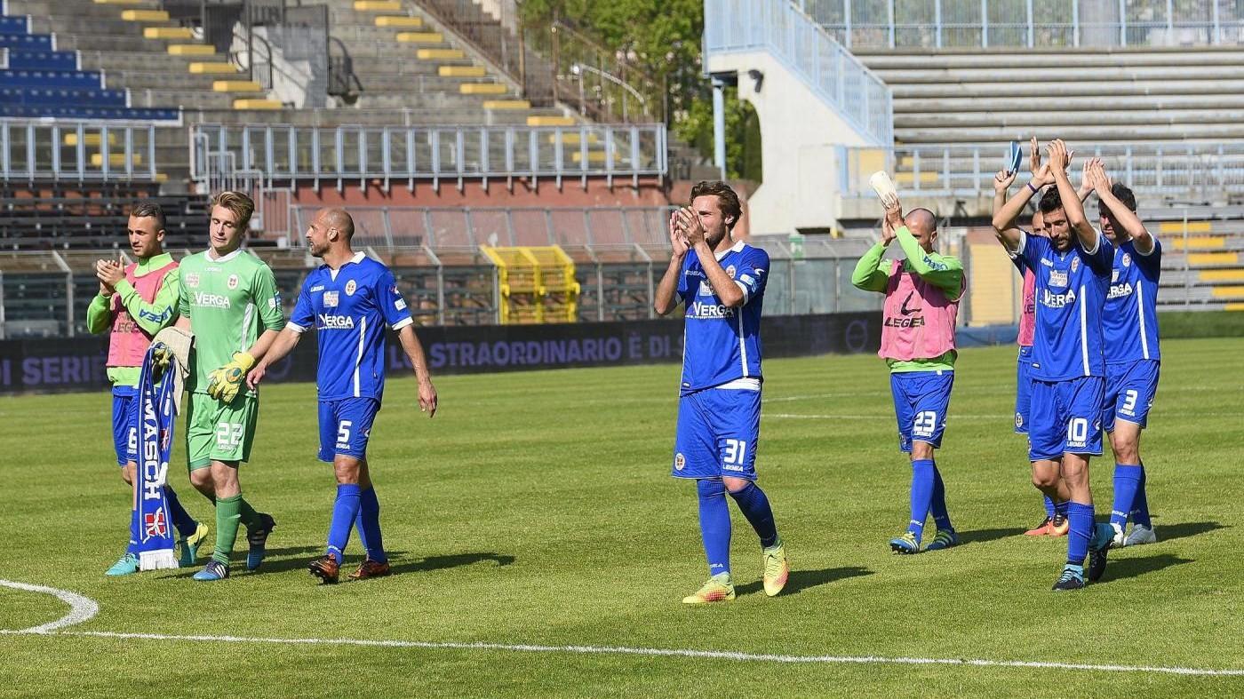 FOTO Lega Pro, Como-Lupa Roma 2-1