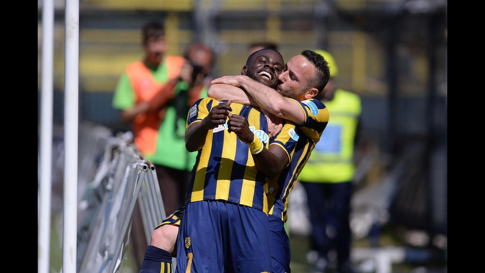 FOTO Lega Pro, Juve Stabia-Fidelis Andria 2-1