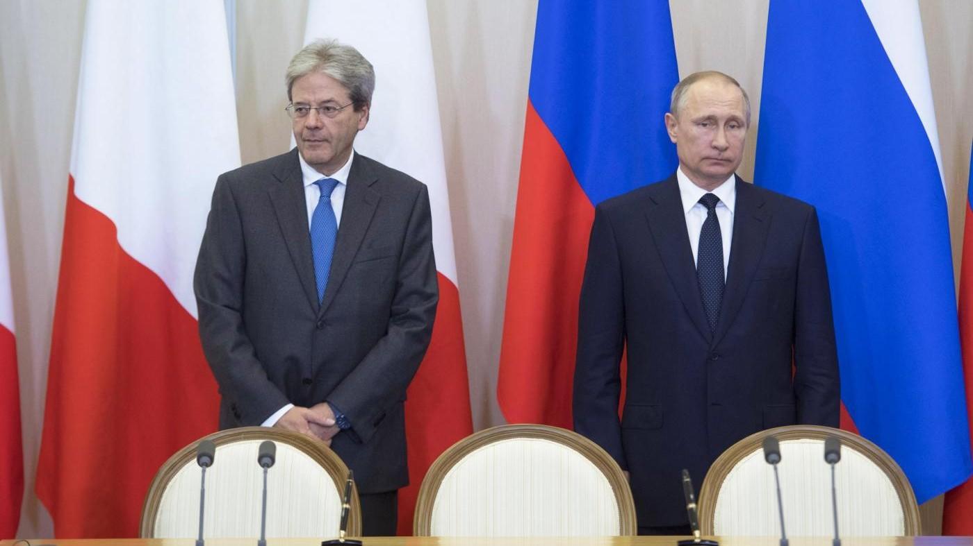 Putin: Forniremo registrazione Trump-Lavrov