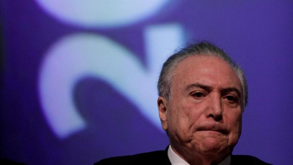 Brasile, Temer accusato di aver avallato tangenti