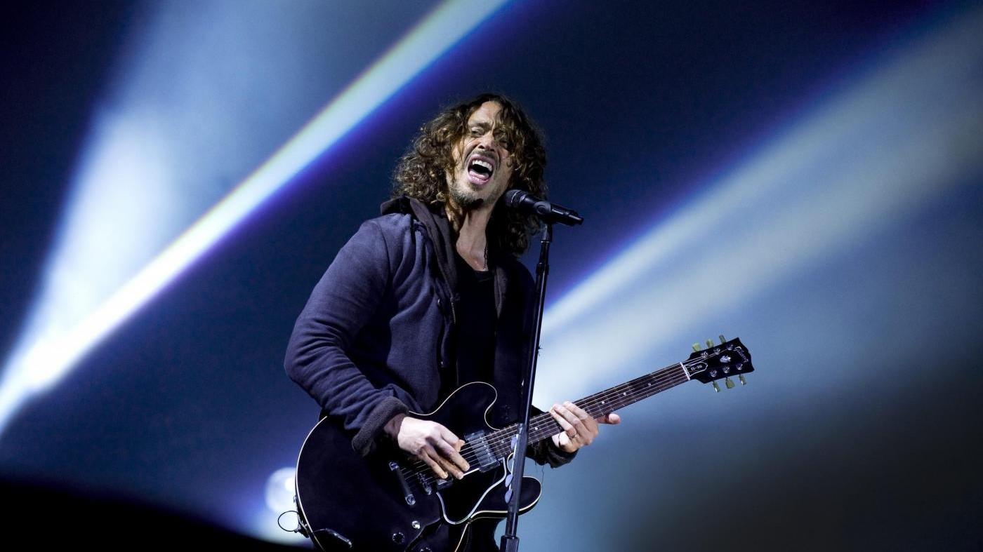 Addio a Chris Cornell, leader dei Soundgarden: possibile suicidio