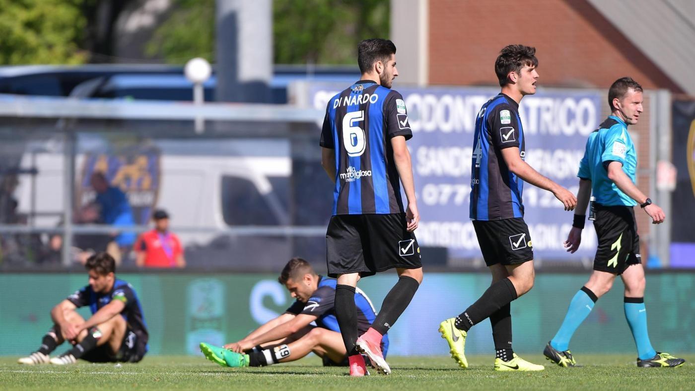 FOTO Serie B, Latina-Ascoli si conclude 0-0