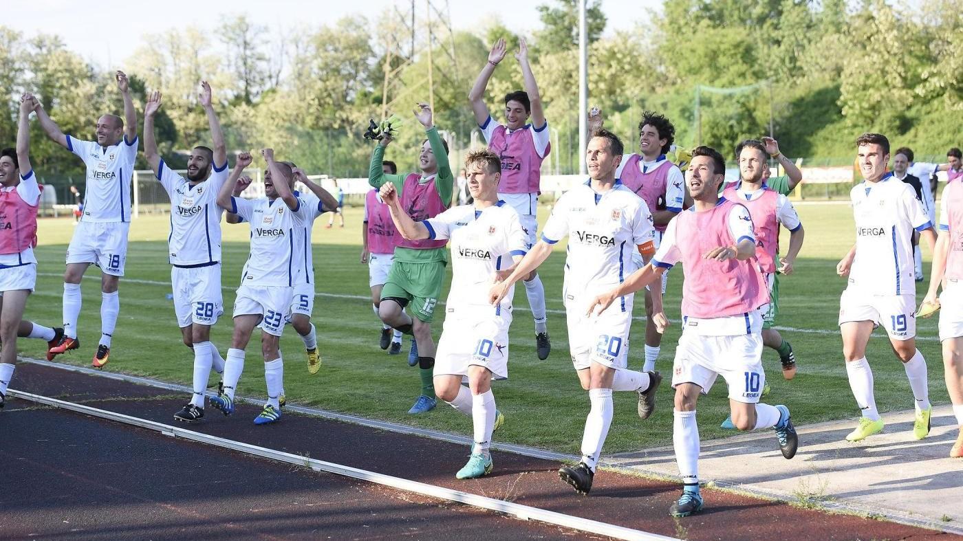 FOTO Lega Pro, il Como vince 2-0 contro il Renate