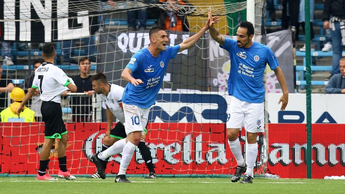 FOTO Serie B: Cesena-Novara 0-1
