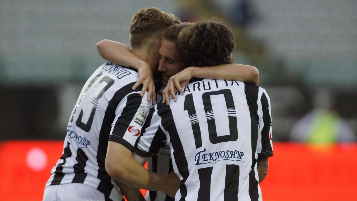FOTO Robur Siena-Pro Piacenza 3-0