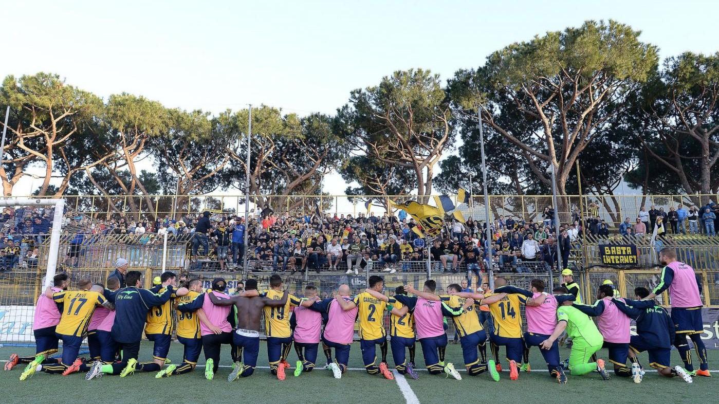 FOTO Lega Pro, Juve Stabia-Taranto 1-0: decide Rosafio al '92