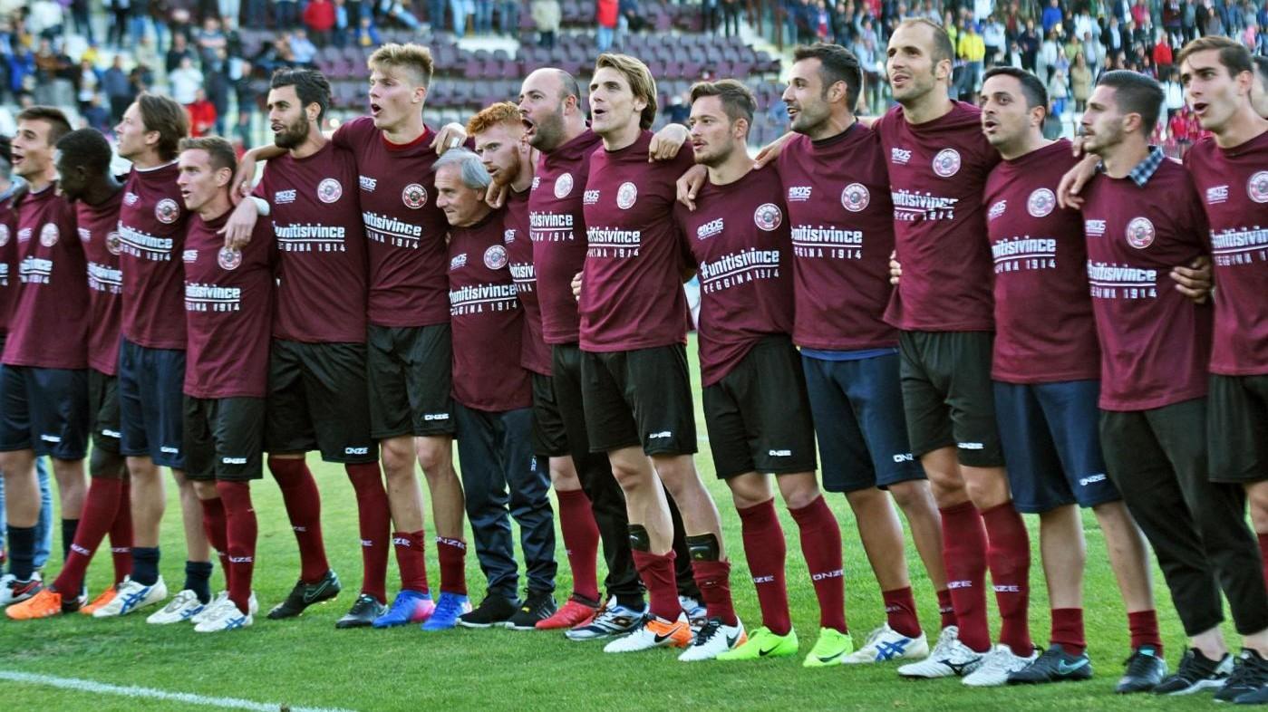 FOTO Lega Pro, gol e capovolgimenti in Reggina-Paganese 4-3
