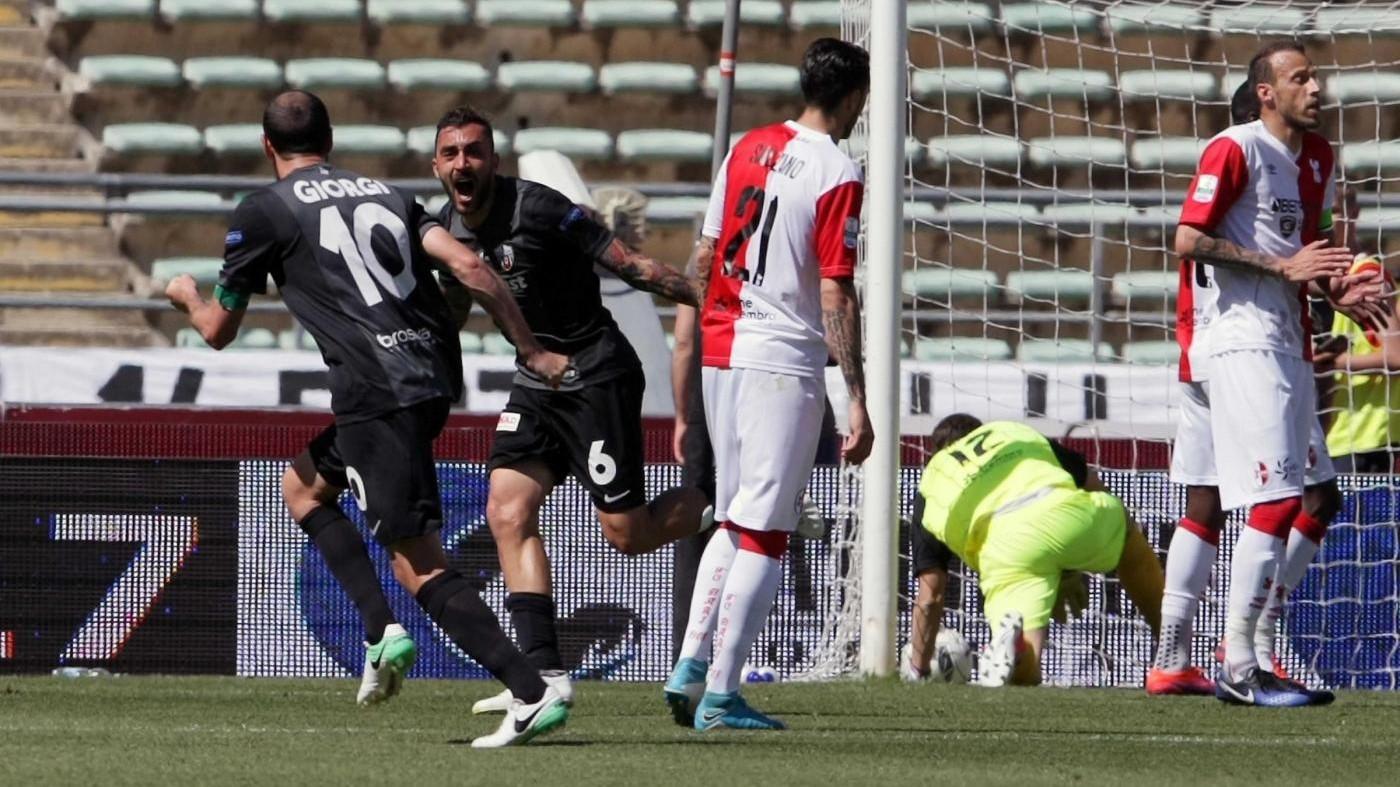 FOTO Serie B, Bari-Ascoli 0-1